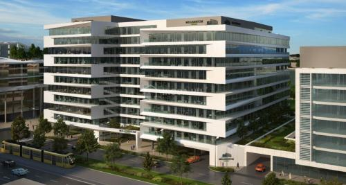 Budapest Office Market Heats Up With New Office Development